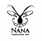 Karikature Nana